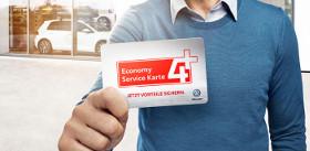 VW Economy Service Karte - Autohaus Holzer, Stuttgart-Korntal