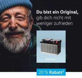 VW Rabatt-Aktion Original Teile