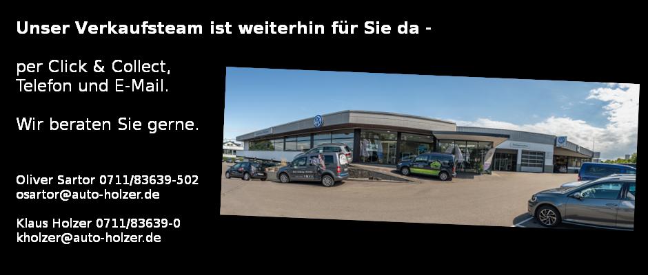 Autohaus Holzer, Stuttgart: Für Sie da!