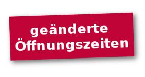 Autohaus Holzer Stuttgart Korntal - geänderte Öffnungszeiten