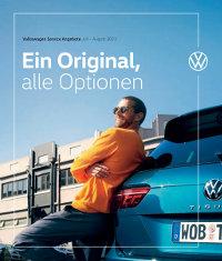 VW Autohaus Holzer, Stuttgart-Korntal: Angebote VW Sommer 2021