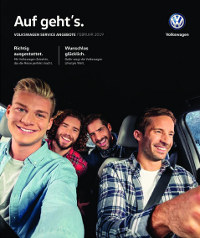 Autohaus Holzer - Stuttgart - VW - Angebote Februar 2019