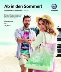 Autohaus Holzer - Stuttgart - VW - Angebote Sommer 2019