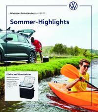 VW Autohaus Holzer, Stuttgart-Korntal: Angebote VW Sommer 2020