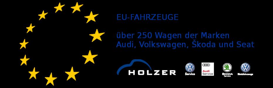EU-Fahrzeuge - Autohaus Holzer, Stuttgart-Korntal