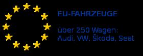 EU-Fahrzeuge: Autohaus Holzer, Korntal Stuttgart