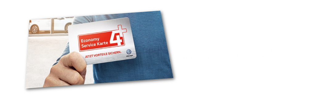 VW Economy Service 4+ - Autohaus Holzer, Stuttgart-Korntal
