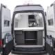 Außenansicht Heckbett VW Grand California 600