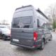 Heckansicht Wohnmobil VW Grand California 600