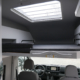 Hochbett und Dachluke VW Grand California 600