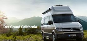 Campingmobil VW Grand California 600 - Autohaus Holzer, Stuttgart-Korntal